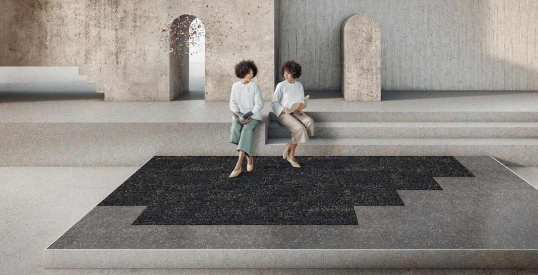 Top Flooring Products for 2019 101 Top Products Interface Look Both Ways collection