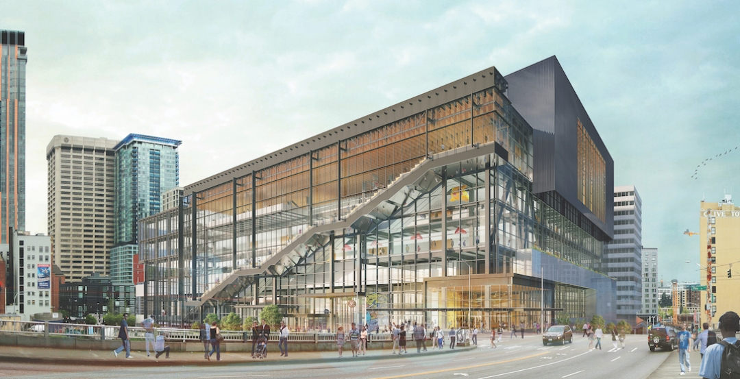 Washington State Convention Center, designed by LMN Architects 2019 Convention Center Sector Giants Report: Events facilities serve as urban ambassadors