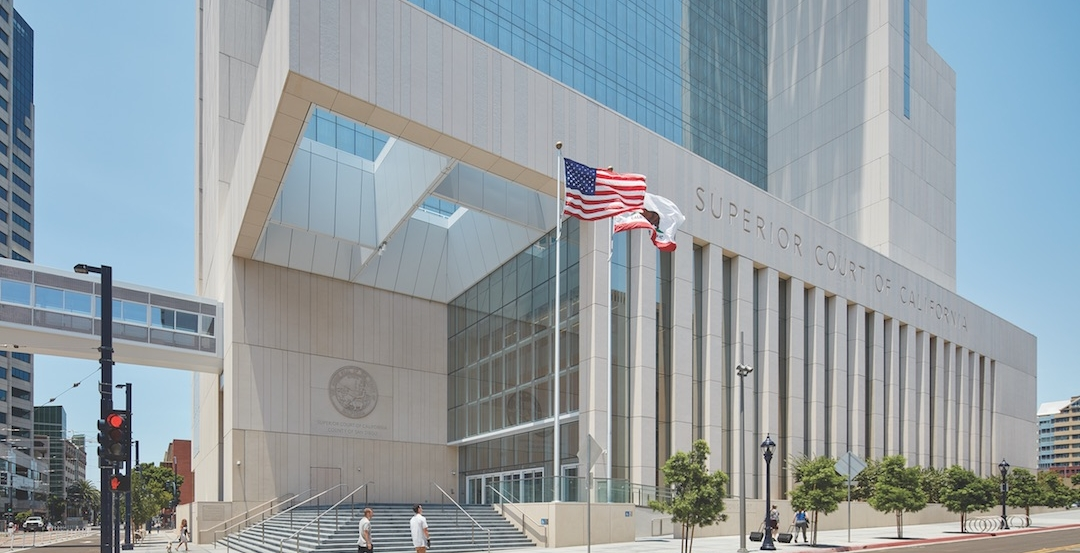SD Courthouse