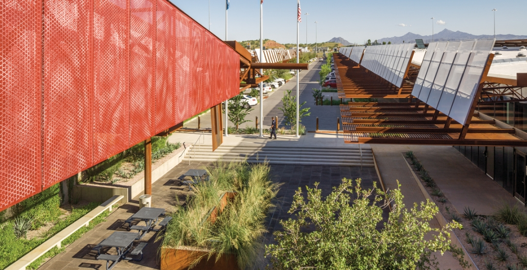 Setting the bar for port-of-entry design