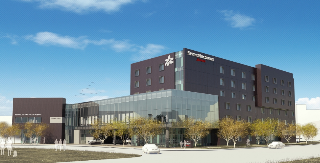 State College Of Denver Adding Hotel And Hospitality Learning Center