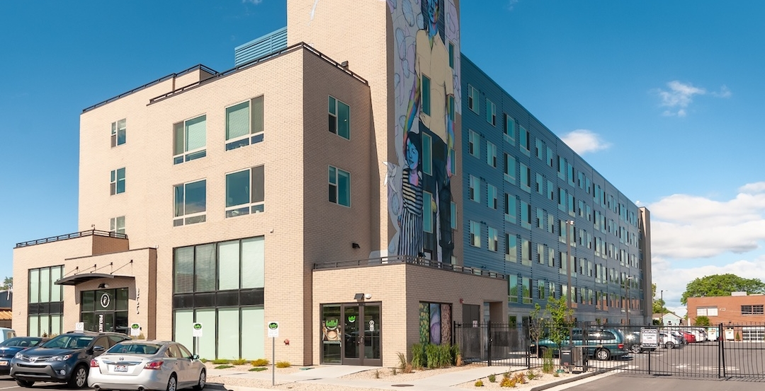 Project Open, Salt Lake City, Carbon-neutral apartment building sets the pace for scalable affordable housing