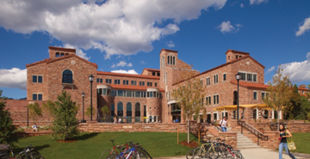 A feast of dining options at University of Colorado community center