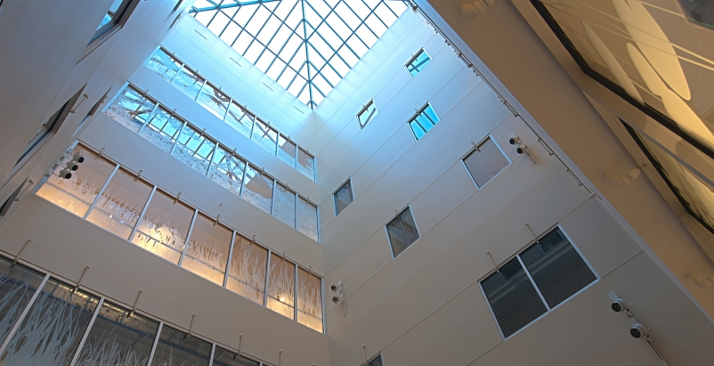 As part of the Baystate Medical Center, Suffolk Construction adhered to the sust