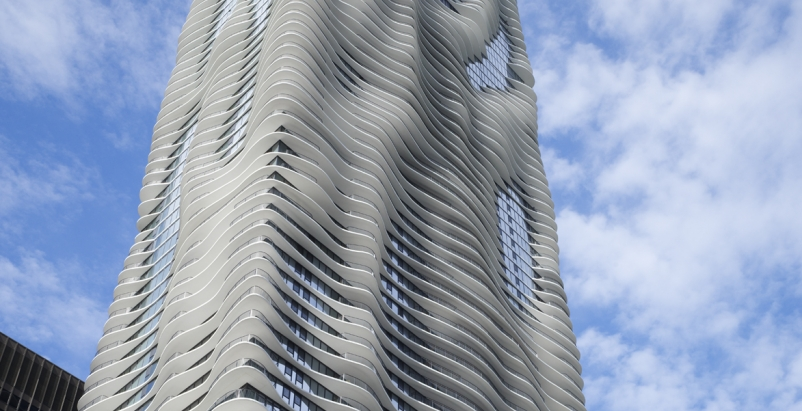 Aqua Building Chicago