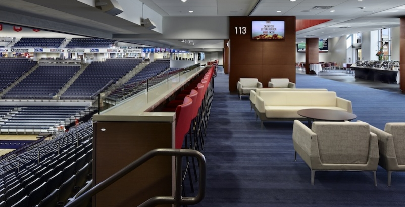 Top 50 sports facility architecture firms building for International architecture firms