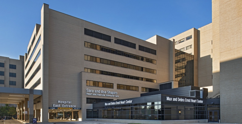 Max and Debra Ernst Heart Center, Beaumont Hospital, Michigan, Heart failure clinics