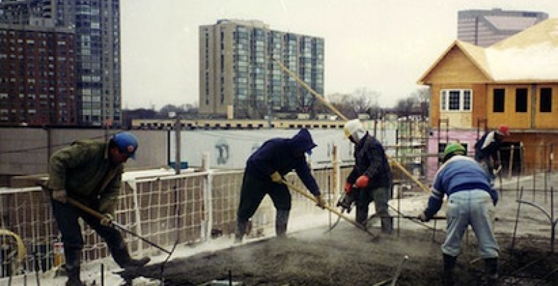 ACI 318, a structural concrete standard, will be revised. Photo: Wikimedia Commo