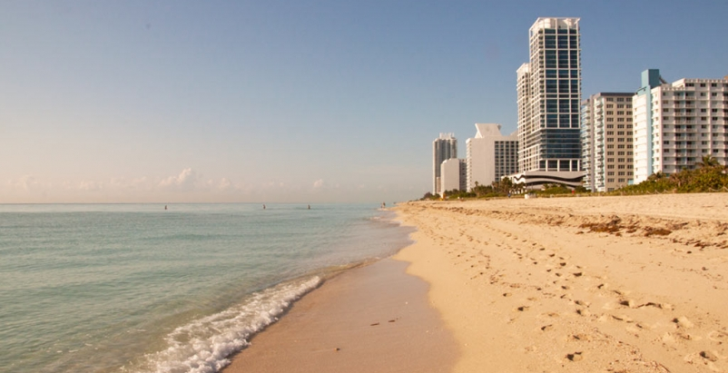 Miami Beach making plans to cope with rising sea levels, flooding