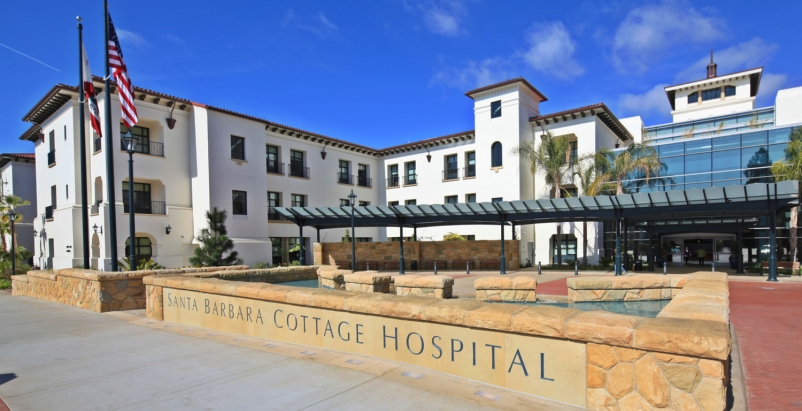 The $300 million project is part of a six-phased inpatient facility construction