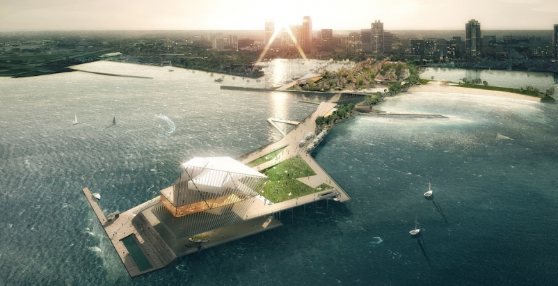St. Petersburg Pier's dramatic makeover gets green light from city officials