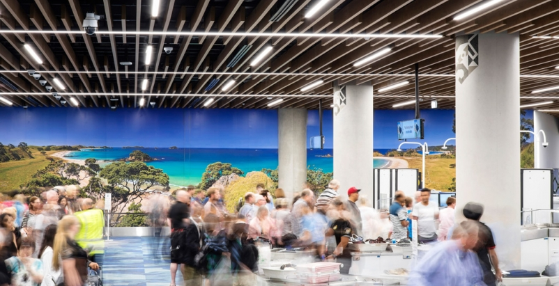 How the Internet of Things will transform airport environments