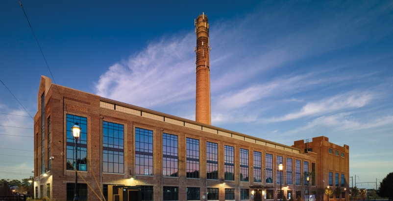 Located adjacent to a regional rail stop and near good roads, Ambler Boiler Hous