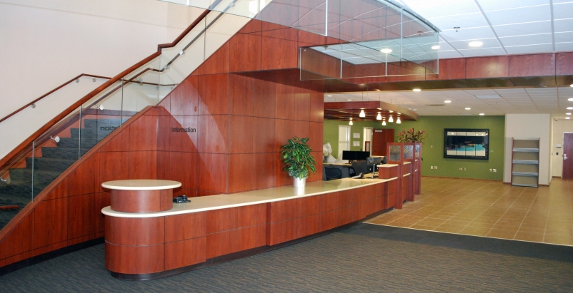 The new UIHC clinic includes a larger and more centralized space for research, b