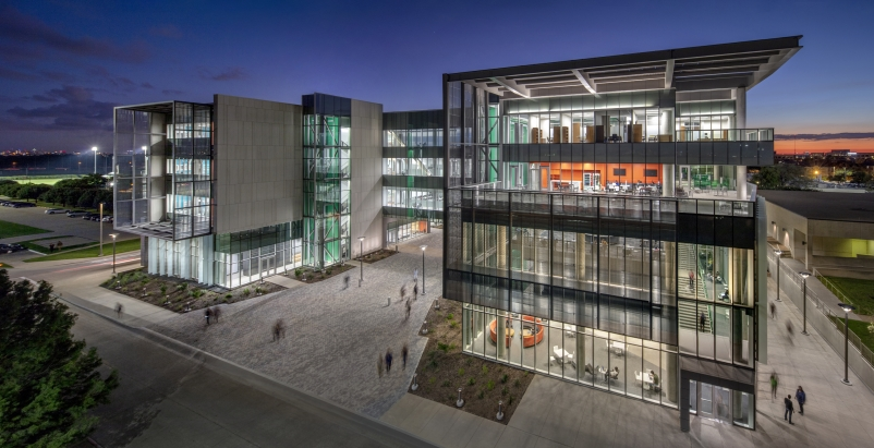 Engineering Giants Report, ECSW Building, The University of Texas at Dallas, JQ Engineering