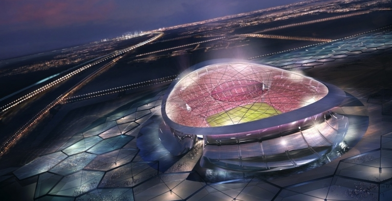Foster + Partners wins bid for 2022 World Cup centerpiece stadium in Qatar