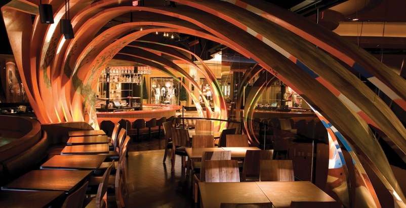 5 factors guiding restaurant design