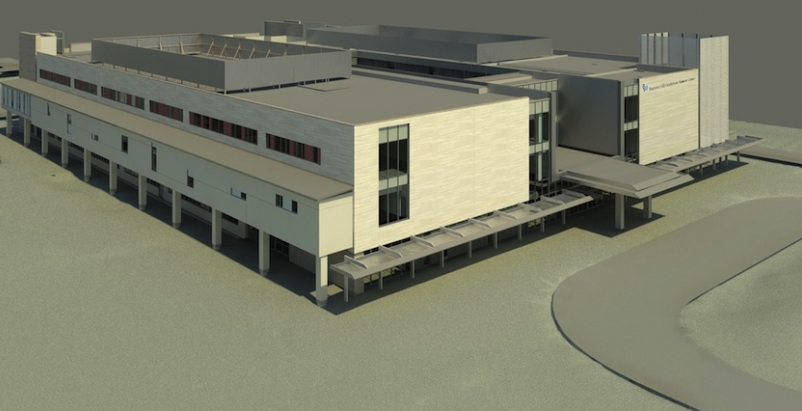 HKSs MD Anderson Health Center project, Ariz.