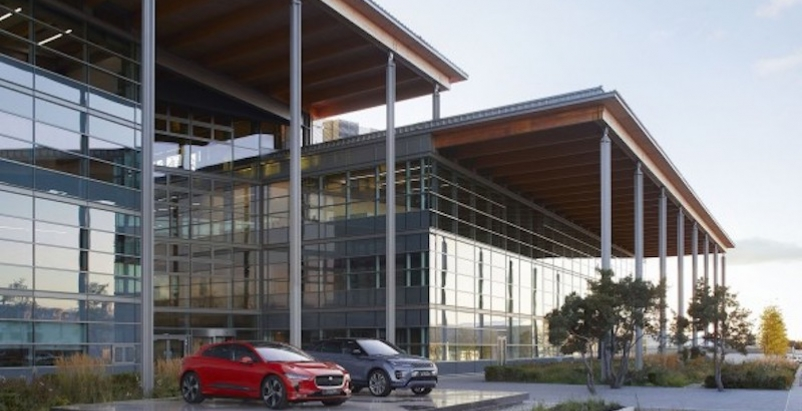 Advanced Product Creation Centre exterior