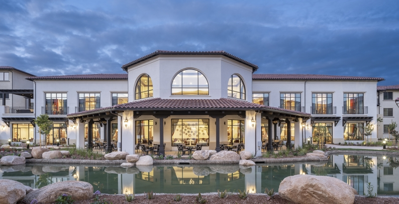 Reata Glen, Rancho Mission Viejo, Calif., designed by KTGY Architecture + Planning
