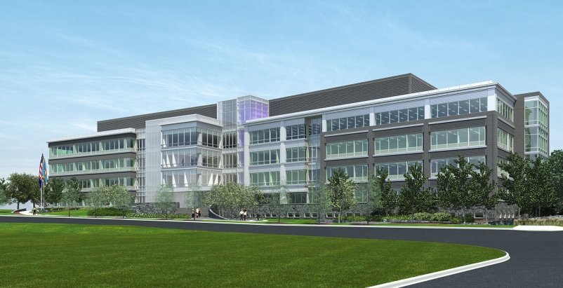 Fairfaxs new building will house behavioral healthcare services of the Fairfax-