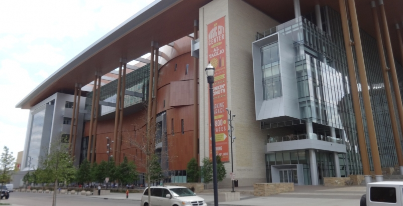 CONVENTION CENTER SECTOR GIANTS: Gensler, AECOM, Turner top rankings of nation's largest convention/events sector AEC firms