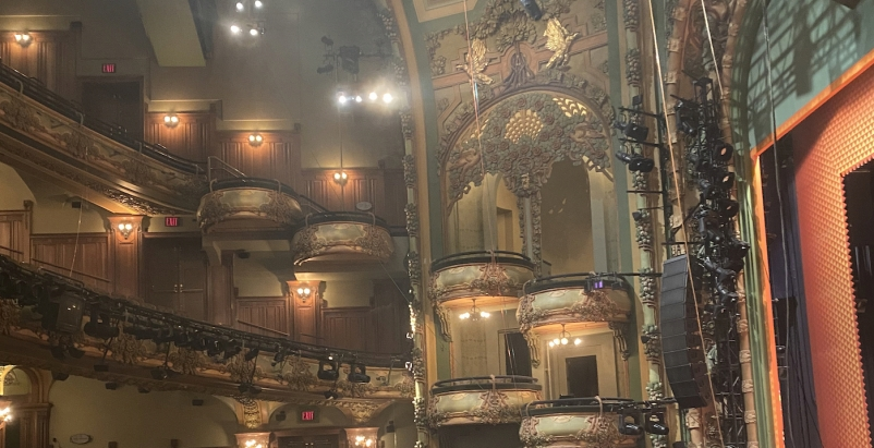 The New Amsterdam theater in New York City was the setting last year for a two-week-long engineering assessment of the distribution and control of Grignard Pure through the theater's HVAC system.