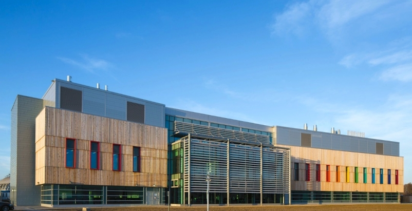 Breaking out of the box: Pirbright Institute's radical approach to biocontainment facility design