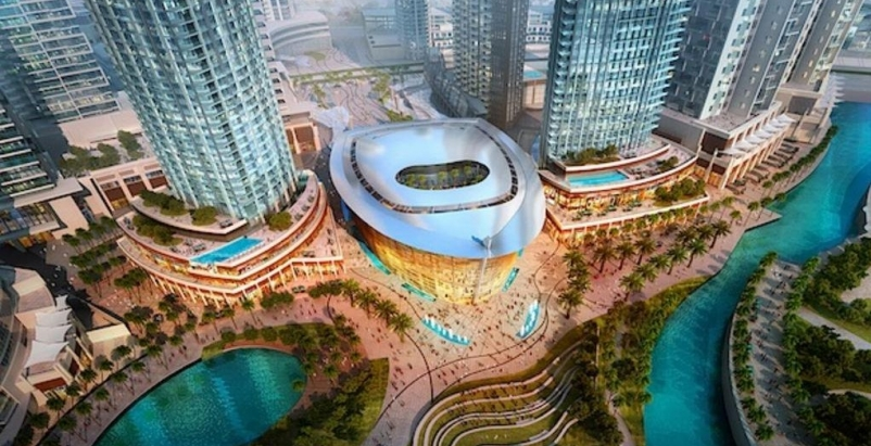 World's largest cultural center planned for Dubai