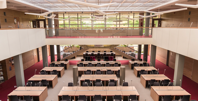 Report: Spending spree on new buildings a risky venture for some U.S. universities