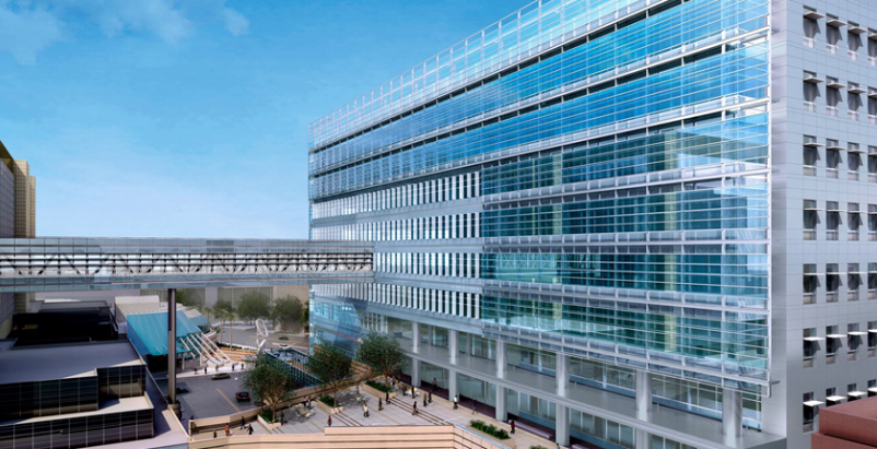 """HOK was honored for their work with Cedars?Sinai on a """"transformational"""" project"""