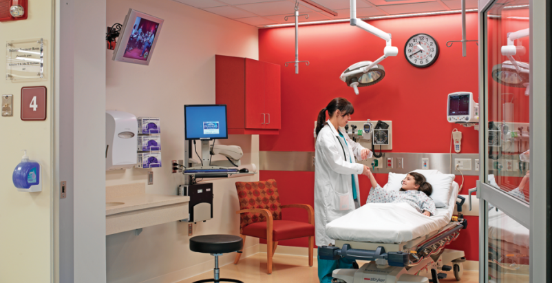 Shhh!!!: 6 ways to keep the noise down in new and existing hospitals