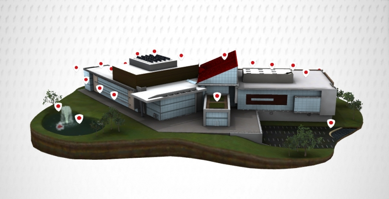 The Firestone BP iPad app offers building owners, facility managers, contractors