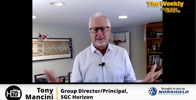 The Weekly show: SPIRE smart building rating system, and pickleball court design tips