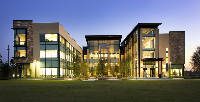 Valencia College at Lake Nonas innovative new $21.7 million Academic Building d
