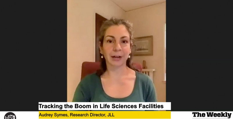 Video: What's driving the boom in life sciences real estate?
