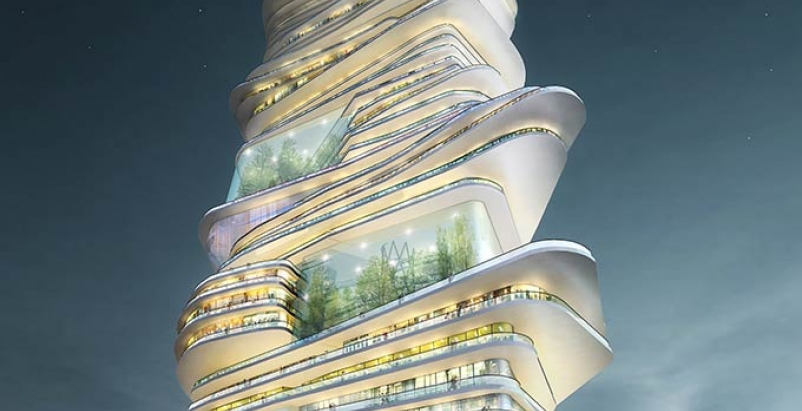 Renderings courtesy of SURE Architecture