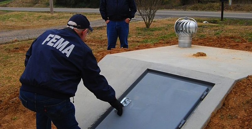 Photo: FEMA via Wikimedia Commons