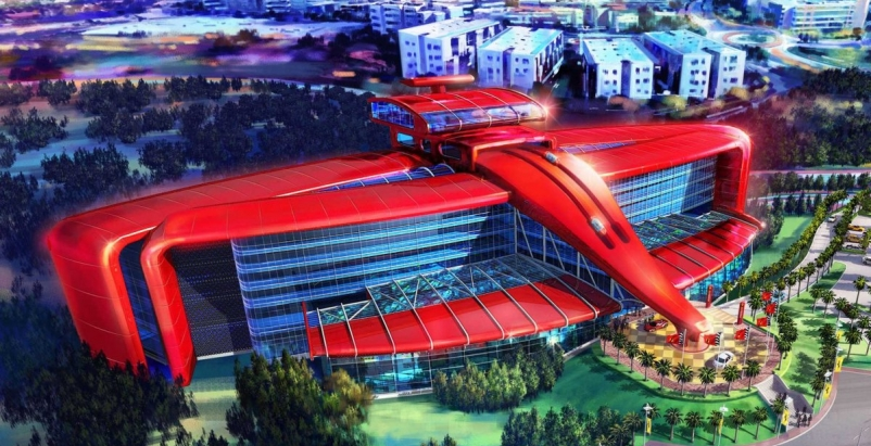 Renderings: courtesy PortAventura Resort