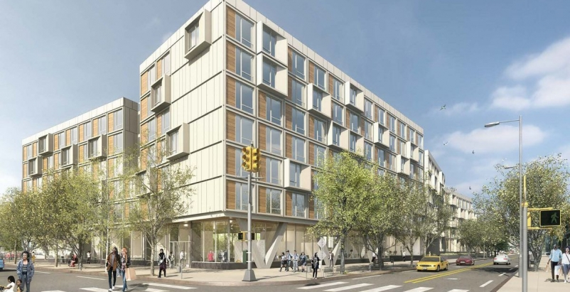 NYC officials partner with nonprofit to build modular affordable housing