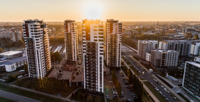 U.S. multifamily market stays strong into 4th quarter 2019