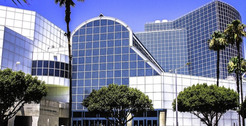 Convention center giants a ranking of the nation 39 s top for Top architecture firms los angeles