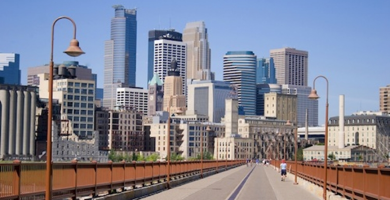 Minneapolis is the latest major metro to require large commercial buildings to b