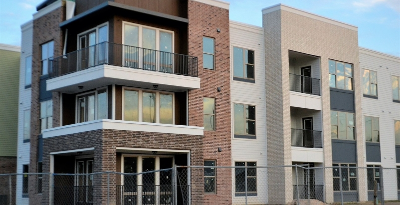 Cost of living: Apartment construction costs