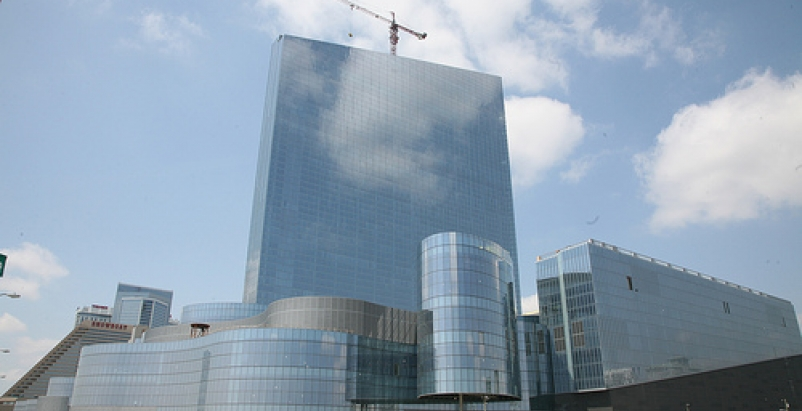 Tishman managed the construction for the project, which includes 1,898 guest roo