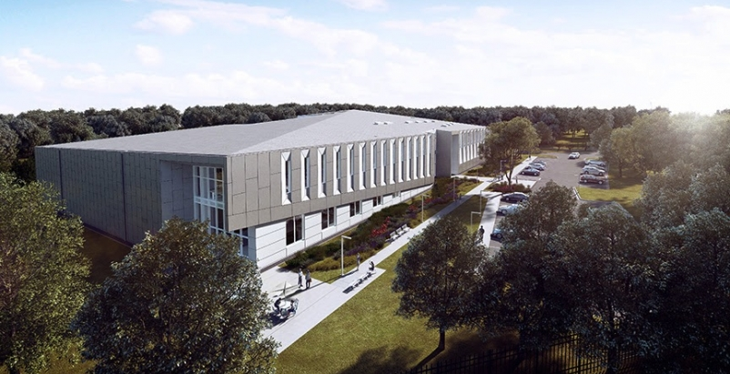 U.S. Holocaust Memorial Museum breaks ground on Collections and Conservation Center