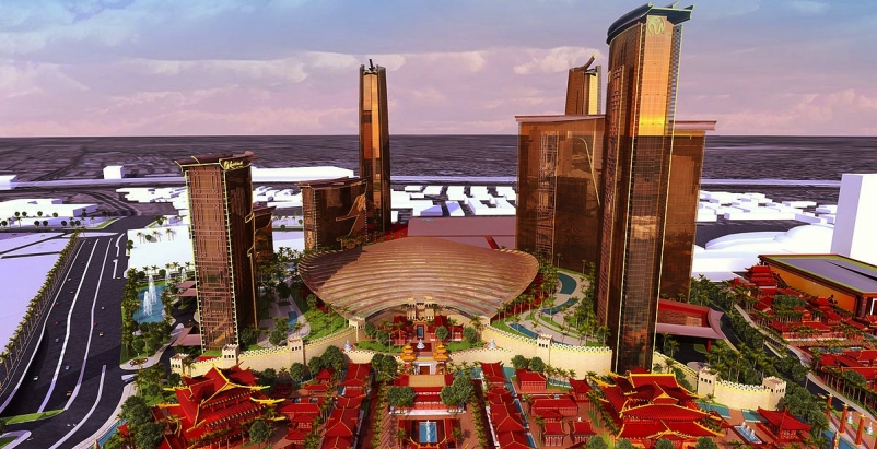 Malaysia developer to break ground on mega resort in Las Vegas