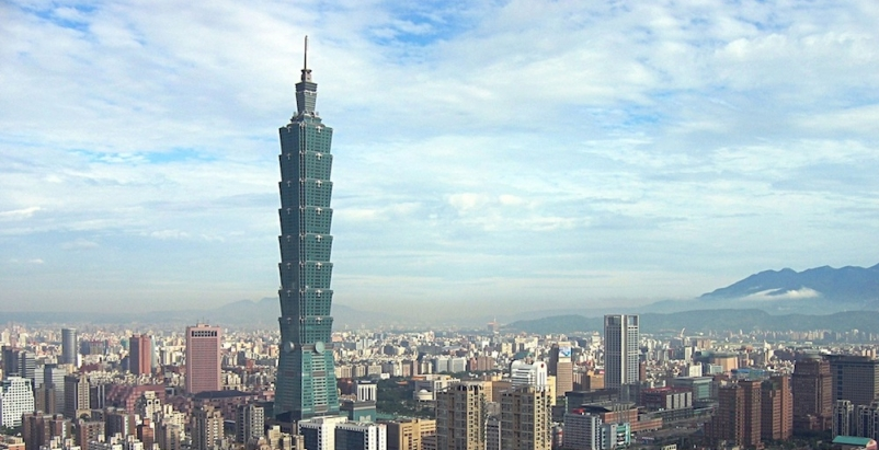 Taipei 101 is the world's toughest building