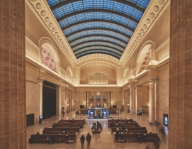 The Great Hall of Chicago's Union Station