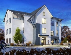 With revenues drying up, colleges reexamine their student housing projects